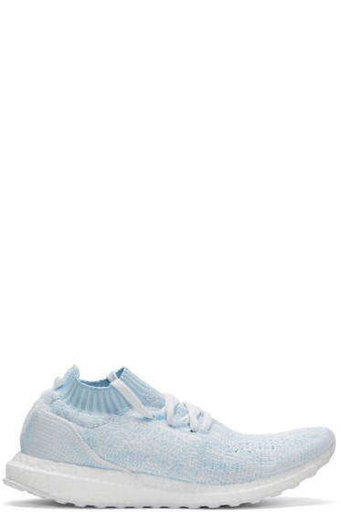 adidas Originals - Blue UltraBOOST Uncaged Parley Slip-On Sneakers