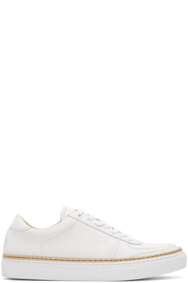 No.288 - White Grand Sneakers