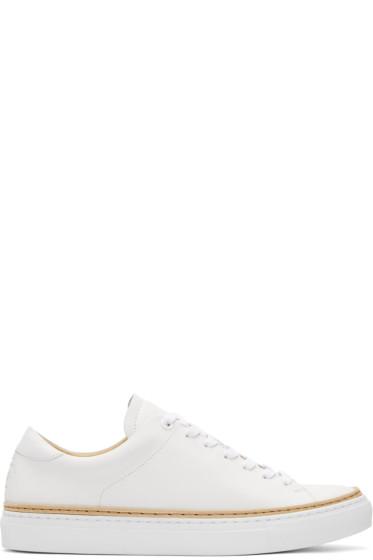 No.288 - White Prince Sneakers