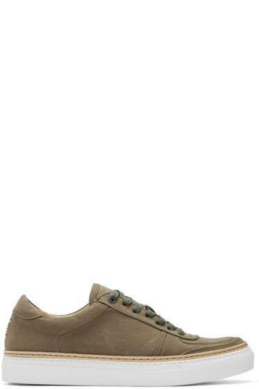 No.288 - Khaki Grand Sneakers