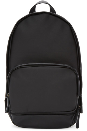 Haerfest - SSENSE Exclusive Black Canvas H1 Backpack