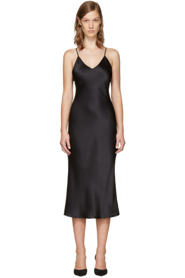 Protagonist - Black 60 Classic Slip Dress