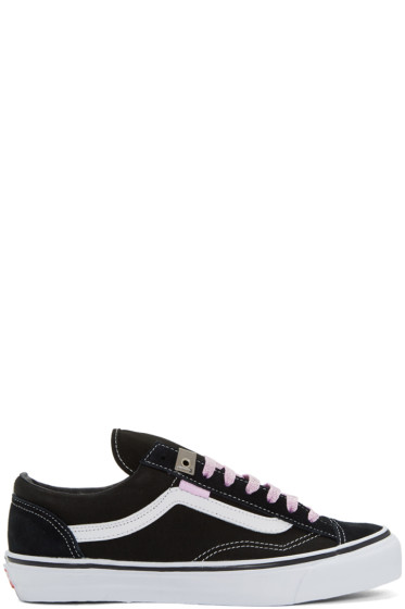 Alyx - Black Vans Edition OG Style 36 LX Sneakers