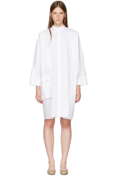 Nehera - White Doran Shirt Dress