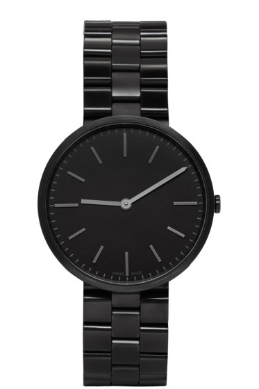 Uniform Wares - Black Linked M37 Watch