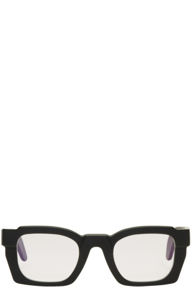 Kuboraum - Black Maske K24 Glasses