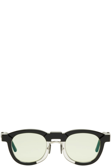 Kuboraum - Black Maske N5 Glasses