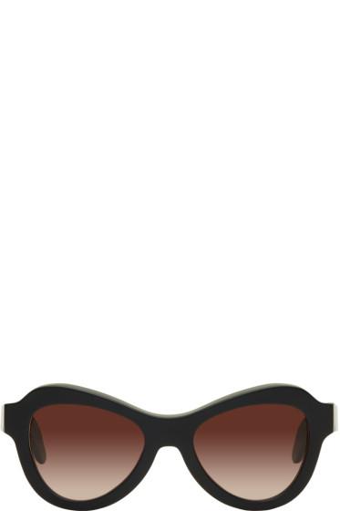 Kuboraum - Black Maske Y2 Sunglasses