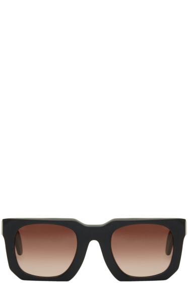Kuboraum - Black Maske U3 Sunglasses