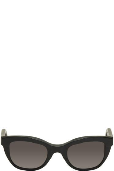 Kuboraum - Black Maske K20 Sunglasses