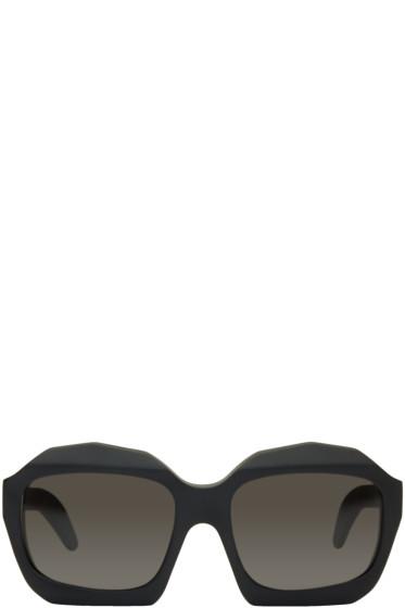 Kuboraum - Black Maske J4 Sunglasses