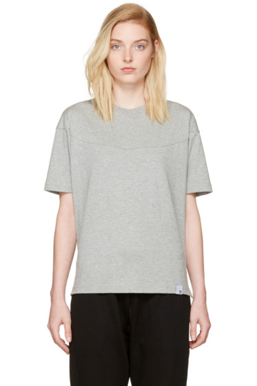 adidas Originals XBYO - Grey Satomi Nakamura Edition T-Shirt