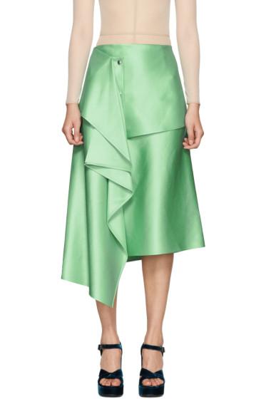 Sies Marjan - Green Camie Skirt