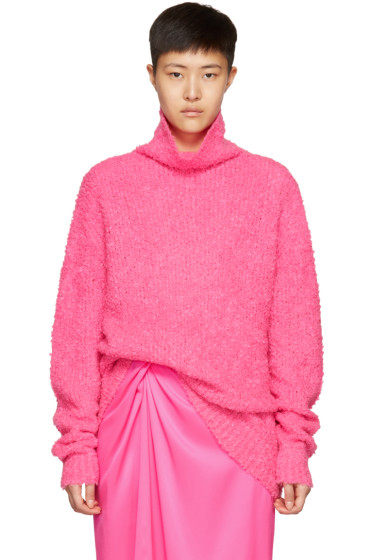 Sies Marjan - Pink Sukie Turtleneck