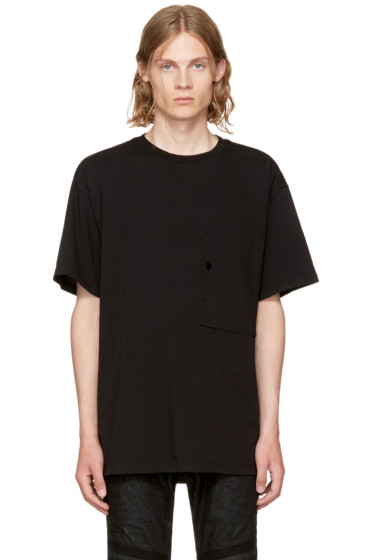 Raw Research - Black Stalt T-Shirt