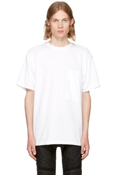 Raw Research - White Stalt T-Shirt