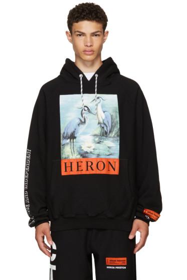 Heron Preston - Black Heron Hoodie