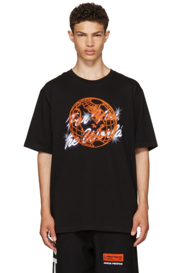 Heron Preston - Black 'For You' T-Shirt