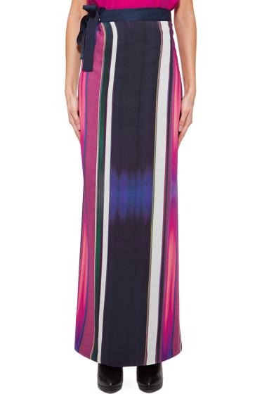 Michael Angel - Reversible Wrap Skirt