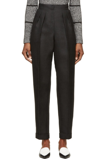 Roksanda - Grey Wool Marre Trousers