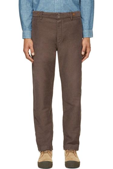 Visvim - Deep Taupe Pastoral Pants