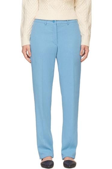 Richard Nicoll - Blue Valentine Trousers