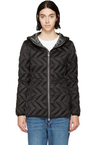 Colmar - Black Down Zip-Up Jacket