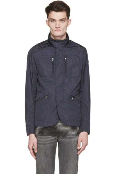 Colmar - Navy Nylon Florida Man Jacket