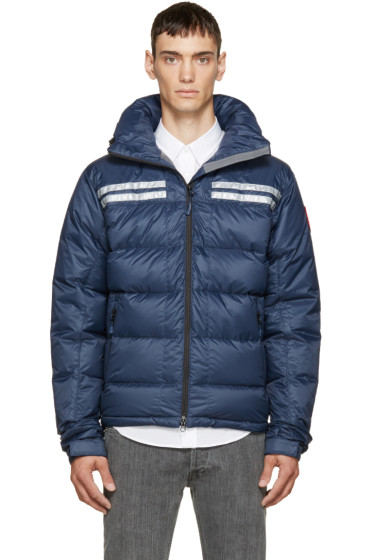 Canada Goose - Blue Down Summit Jacket