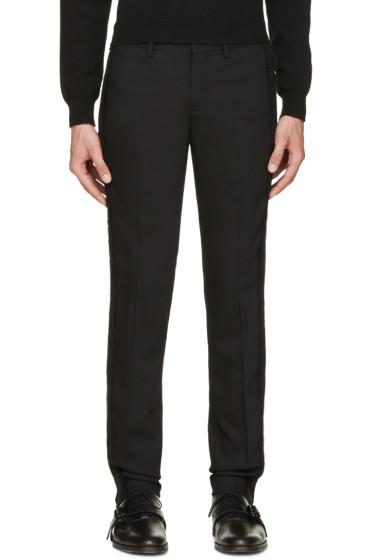 Neil Barrett - Black New Skinny Trousers