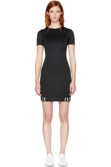 Versus - Black Zayn Edition Scuba Dress
