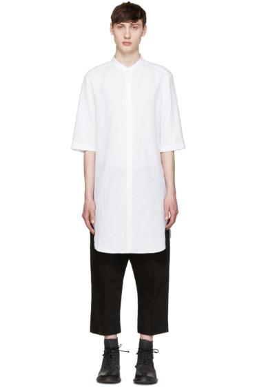 Thamanyah - White Long Shirt