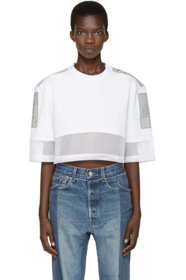 Hood by Air - White Jock Boxes T-Shirt