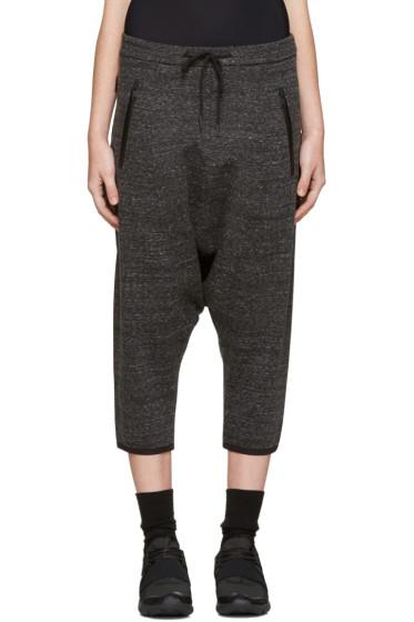Y-3 - Grey Future Lounge Pants