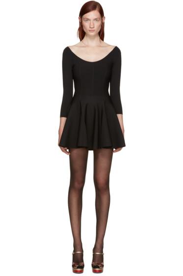 Valentino - Black A-Line Dress