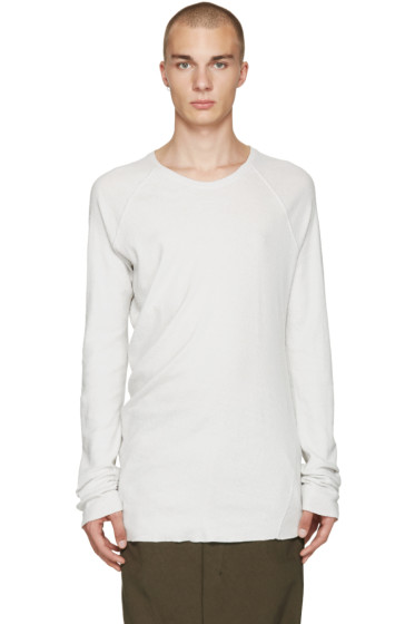 NILøS - Grey Raglan T-Shirt