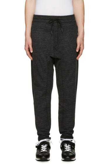 ISAORA - Black Space Lounge Pants