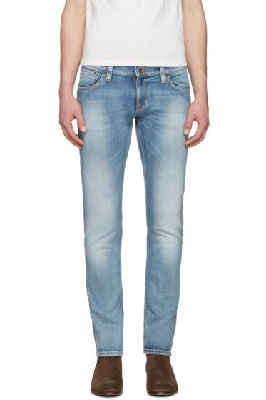 Nudie Jeans - Indigo Long John Jeans
