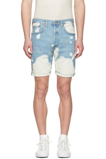 Levi's - Blue Denim 501 CT Shorts