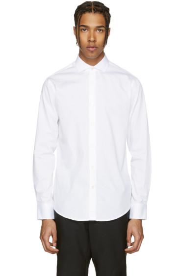 Tiger of Sweden - White Farrell 5 Shirt