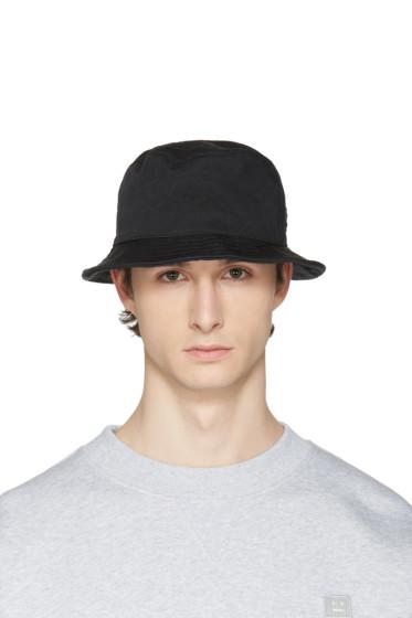 Acne Studios - Black Buk A Bucket Hat