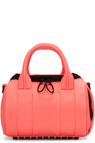 Alexander Wang - Pink Mini Rockie Bag