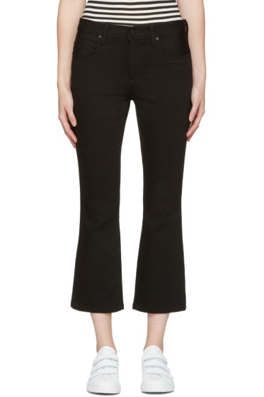Alexander Wang - Black Trap Jeans