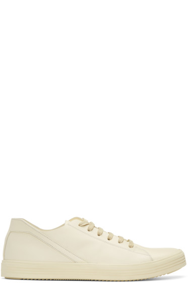 Rick Owens - Off-White Geotrasher Sneakers