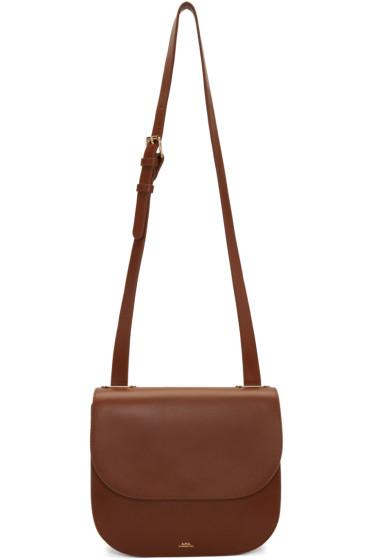 A.P.C. - Brown Christie Bag