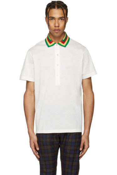 Paul Smith - White Gents Polo
