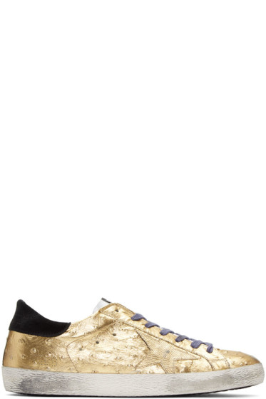 Golden Goose - Gold Superstar Sneakers