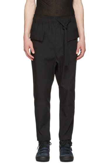 Damir Doma - Black Paivi Trousers