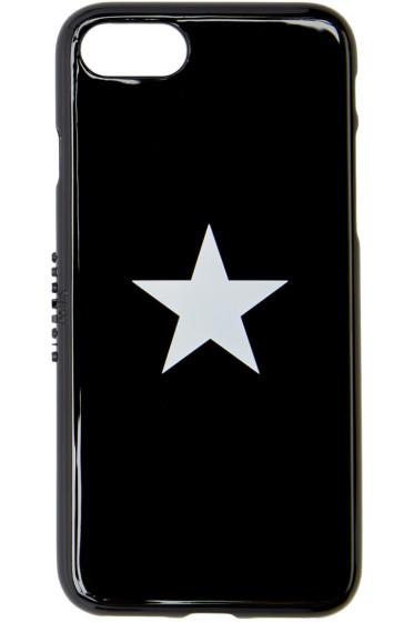 Givenchy - ブラック スター iPhone 7 ケース