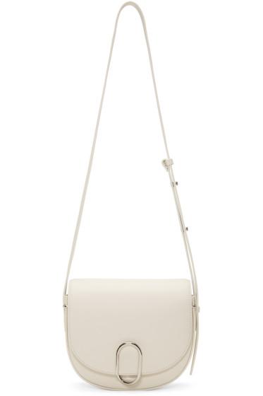 3.1 Phillip Lim - Off- White Alix Saddle Bag